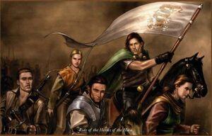 Heroes CuernoValere