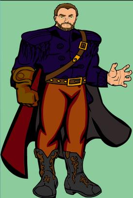 Lord Perrin Goldeneye