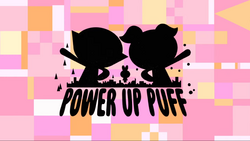 Power Up Puff Title Card HD