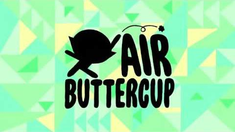 Powerpuff Girls - Air Buttercup - Title Cart Soundtrak
