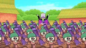Monos de Jump City