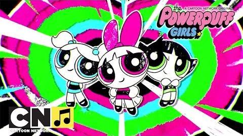 Intro Las Supernenas Cartoon Network