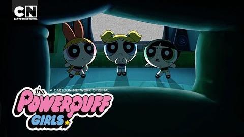 Powerpuff Girls The Evil Pillow Cartoon Network