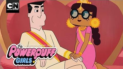 Arachno-Romance Powerpuff Girls Cartoon Network