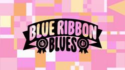 Blue Ribbon Blue Title Card
