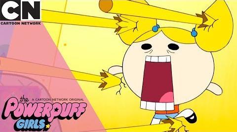 The Powerpuff Girls Clawdad Cartoon Network
