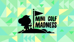 La Locura del Mini Golf CartHD