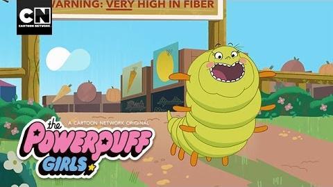 Powerpuff Girls Veggiefest Cartoon Network
