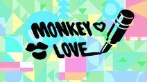 Monkey LoveCardHQ