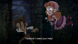 M4 Teodora meeting Leo
