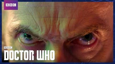 No sir, all THIRTEEN! Peter Capaldi's 1st Scene as Twelfth Doctor The Day of the Doctor BBC-0
