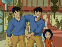 Tigre y Gallito