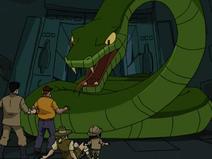 Atrapar a la Serpiente