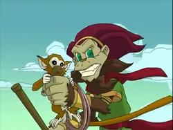 Monos a gogo