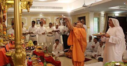 Hindu-temple-arabia