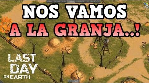 NOS VAMOS A LA GRANJA EN DIRECTO!! LAST DAY ON EARTH SURVIVAL RidoMeyer
