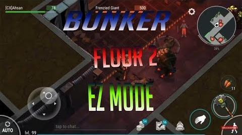 Cheapest way to do Bunker Alfa 2nd Floor Easy mode