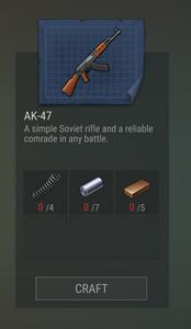 Blueprints AK-47