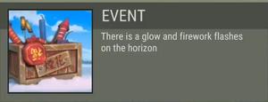 Firework field event