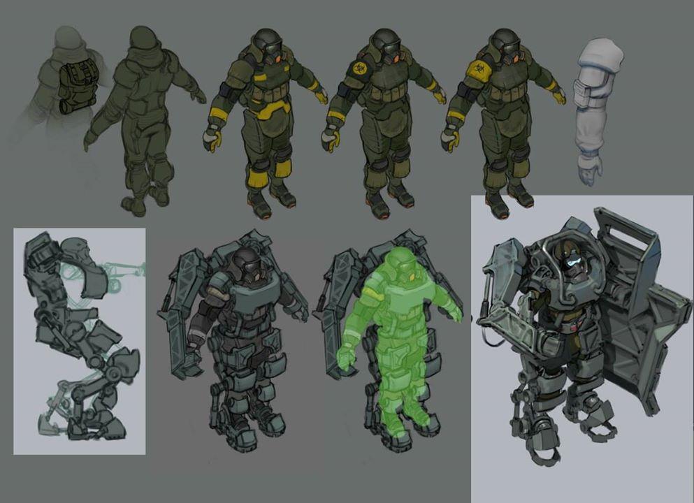 Power Armor Last Day On Earth Survival Wiki Fandom