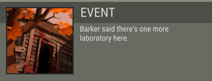Core of Infection event