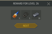 Survival Guide reward 26
