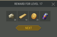 Survival Guide reward 17