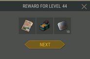 Survival Guide reward 44