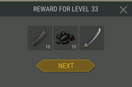 Survival Guide reward 33