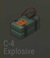 C-4Explosive