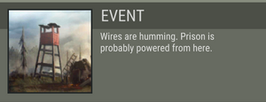Power station event