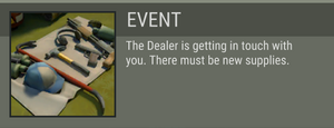 Dealer Joe event