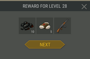 Survival Guide reward 28