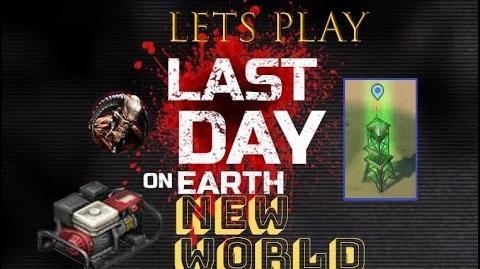 Last day on earth новый мир.