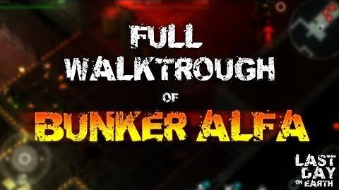 BUNKER FULL WALKTROUGH - Beginners - - Last Day On Earth- Survival