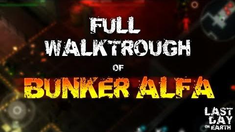 BUNKER FULL WALKTROUGH - Beginners - - Last Day On Earth- Survival