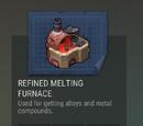 Refined Melting Furnace