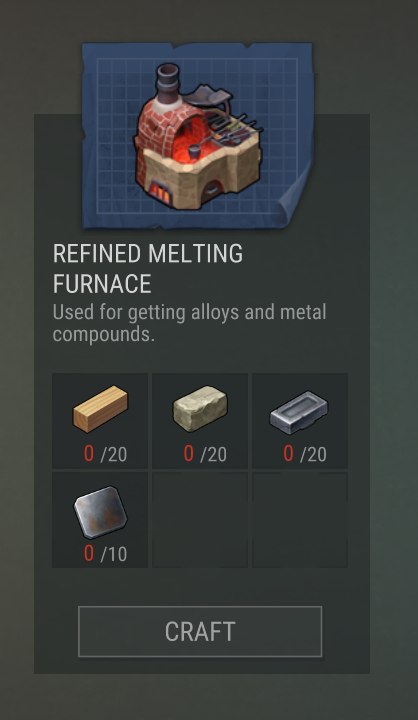 Refined melting furnace last day on earth survival wiki fandom blueprint description malvernweather Images