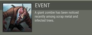 Infected Junkyard event