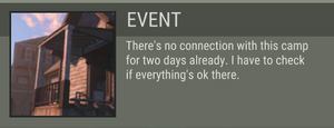 Infected Base event