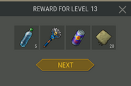 Survival Guide reward 13