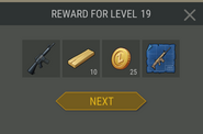 Survival Guide reward 19