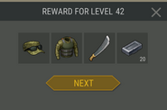 Survival Guide reward 42