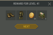 Survival Guide reward 41