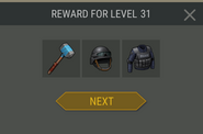 Survival Guide reward 31