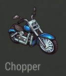 Chopper icon old