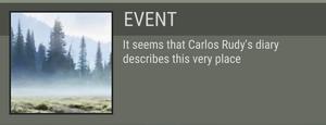 Carlos Stash event