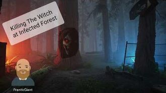 How to kill The WITCH at Infected Forest - LAST DAY ON EARTH
