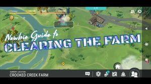 CROOKED CREEK FARM Walkthrough