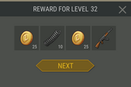 Survival Guide reward 32